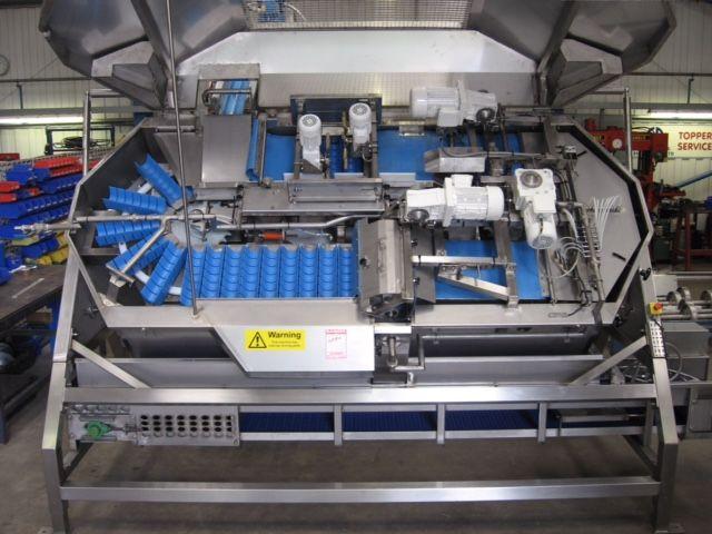 tailing/segment cutting machine