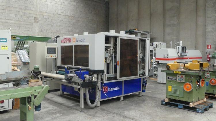 Italmeccanica 4TB/1600/T, Brushing Machine