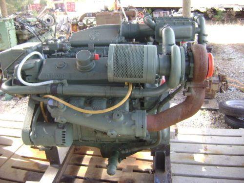 Detroit 8V71ti Detroit 8V71TI