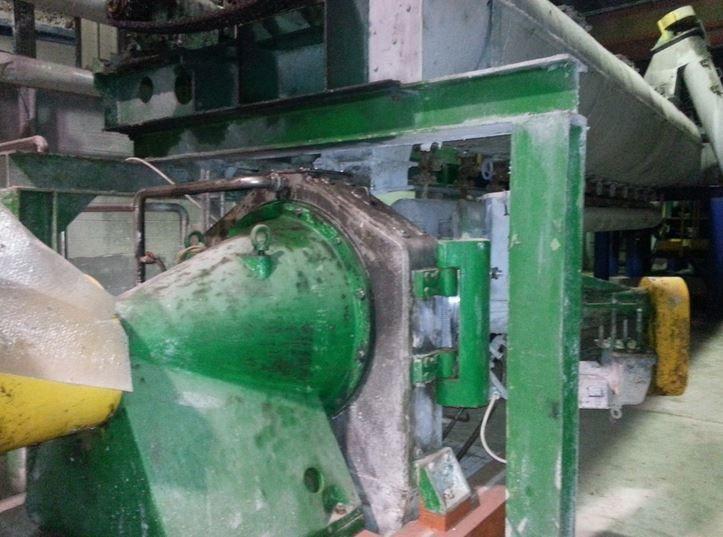 Escher Wyss Hot Dispersion plant,  deal price! 150 BDTPD