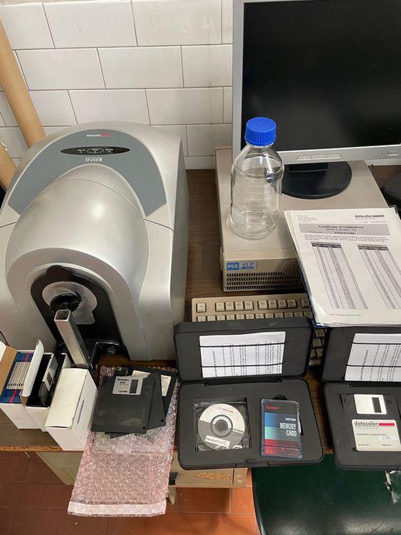 Datacolor SF 450X Spectrophotometer