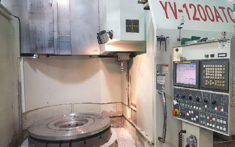 You Ji YV-1200 ATC+C Vertical Boring Mills