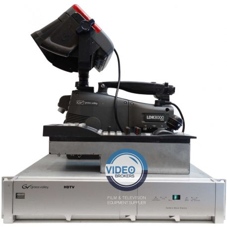 Grass Valley LDK 8000 Elite Multi-format HD production camera