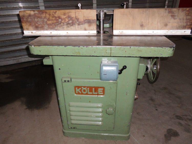 Kolle FL3 Table milling machine