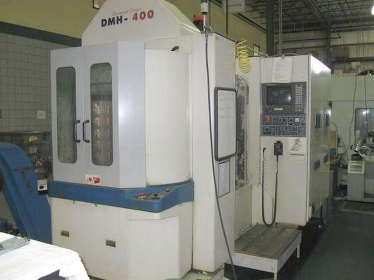 Daewoo DMH-400 4 Axis
