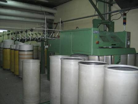 Trützschler, Vouk Yarn Preparation Machines