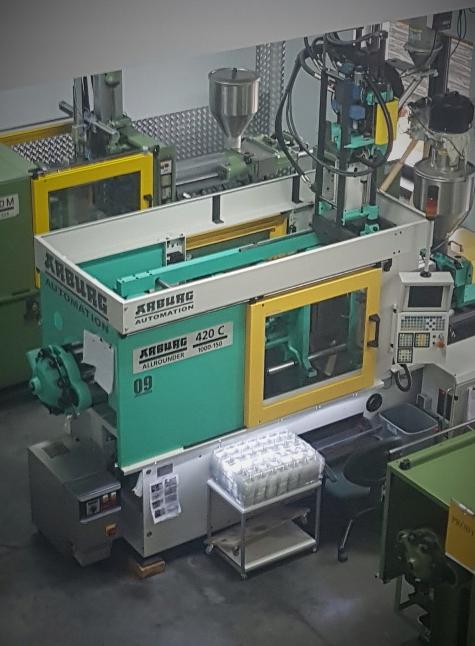 Arburg 420 C 1000-150 / 150 100 T