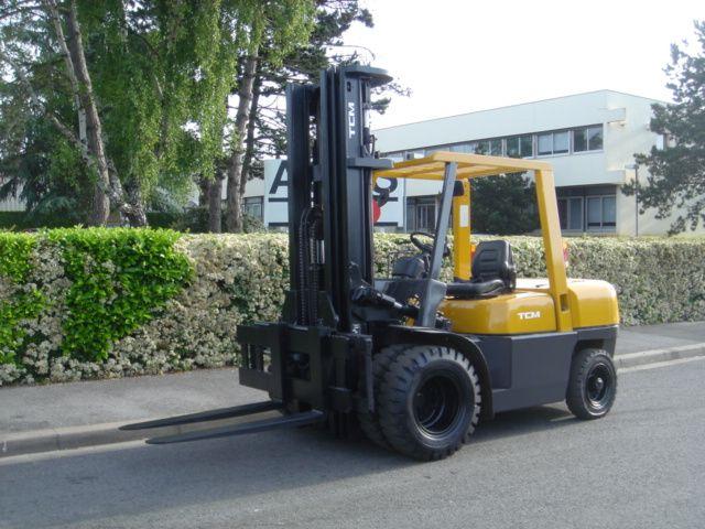TCM FD45T Diesel Forklift 4,500 kg