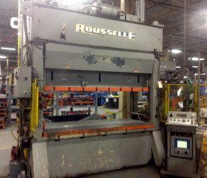 Rousselle S2-100-42 150 Ton