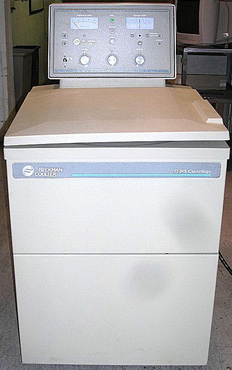Beckman J2 HS, High Speed Refrigerated Centrifuge