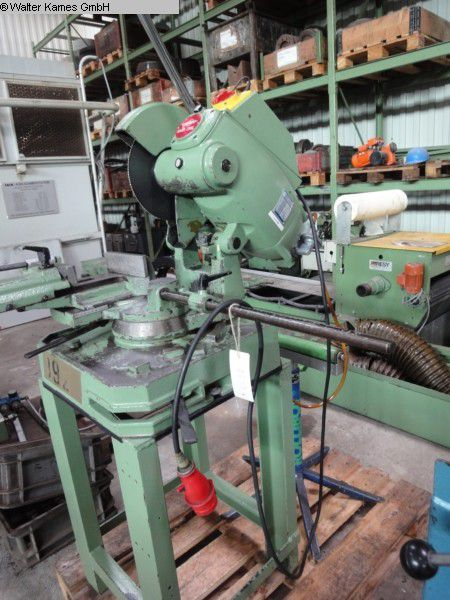Eisele KMS 315 Cold Circular Saw - Vertical AUTOMATIC