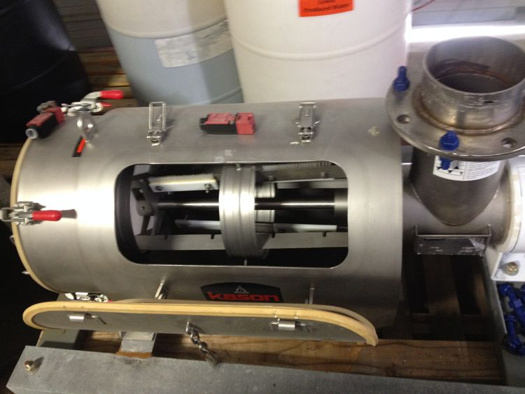 Others Kason Seperator- high efficiency centri-sifter centrifugal seperator