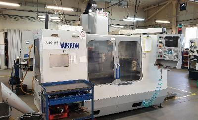 Mikron VCE 1250 CNC milling machine 4 Axis