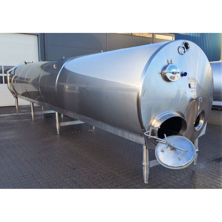 Gadan HORIZONTAL STAINLESS STEEL TANK