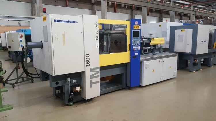 Battenfeld TM 1600 / 750 160 T