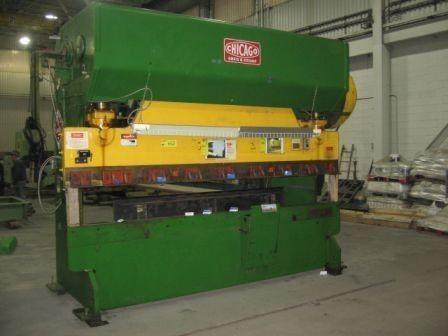 Chicago 1012-R PRESS BRAKE 150 Ton