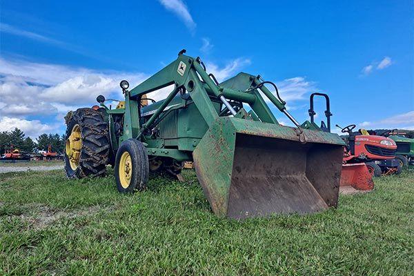 John Deere 830 Compact Tractor