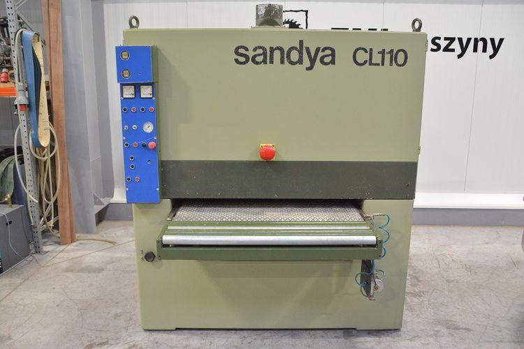 SCM Sandya CL 110, WIDE BELT SANDER