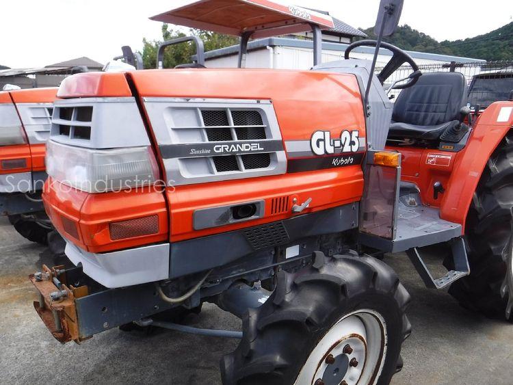 Kubota GL-25D