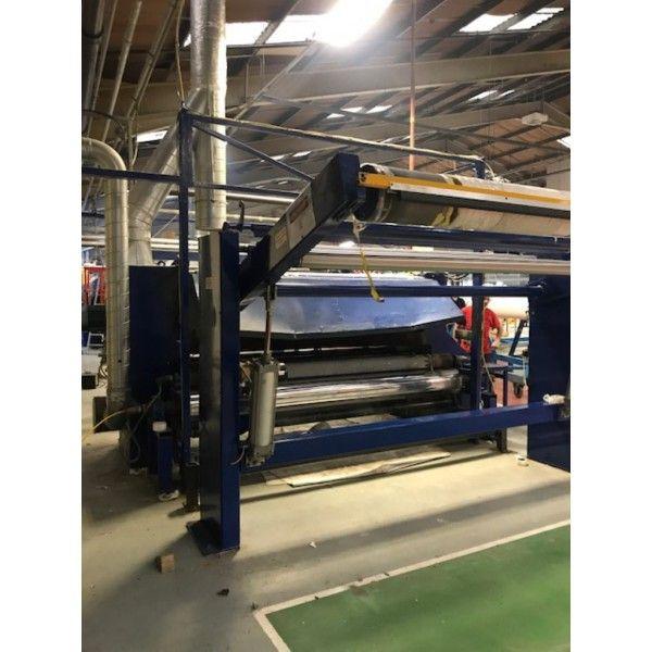 Parex 5000 MK VI 240 cm singeing machine