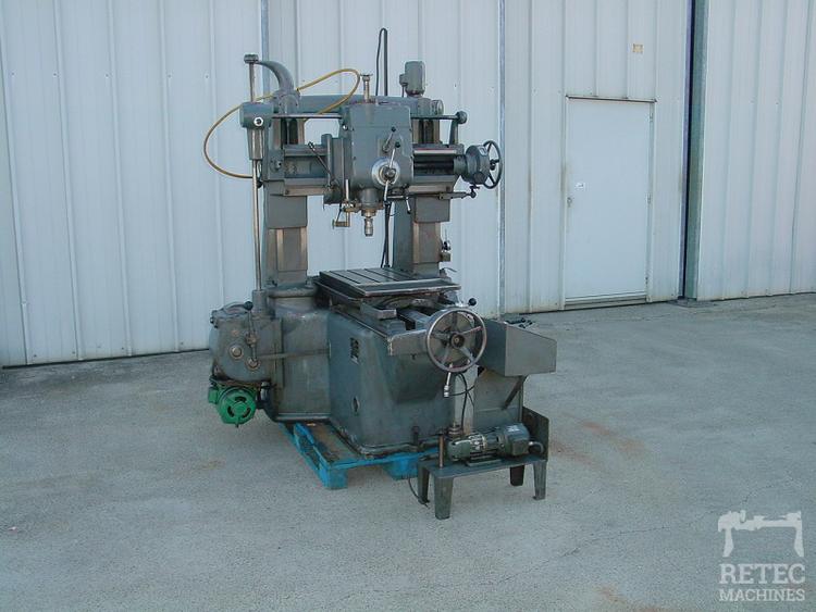 Hauser type 4  2000 rpm