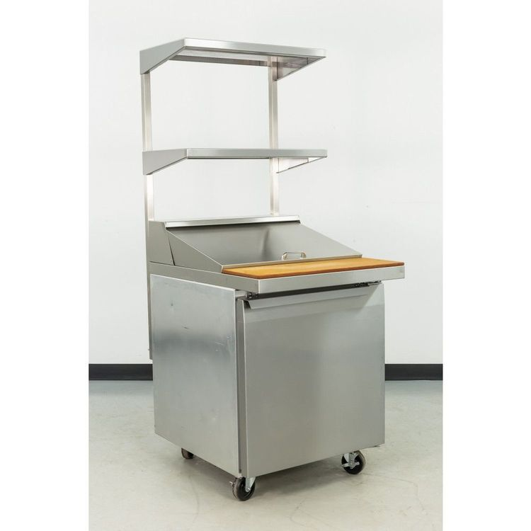 Continental SW27-12M Refrigerated Sandwich Prep Table
