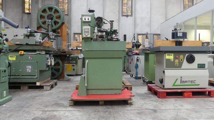 Marzani Cipsy, Sharpening Machine