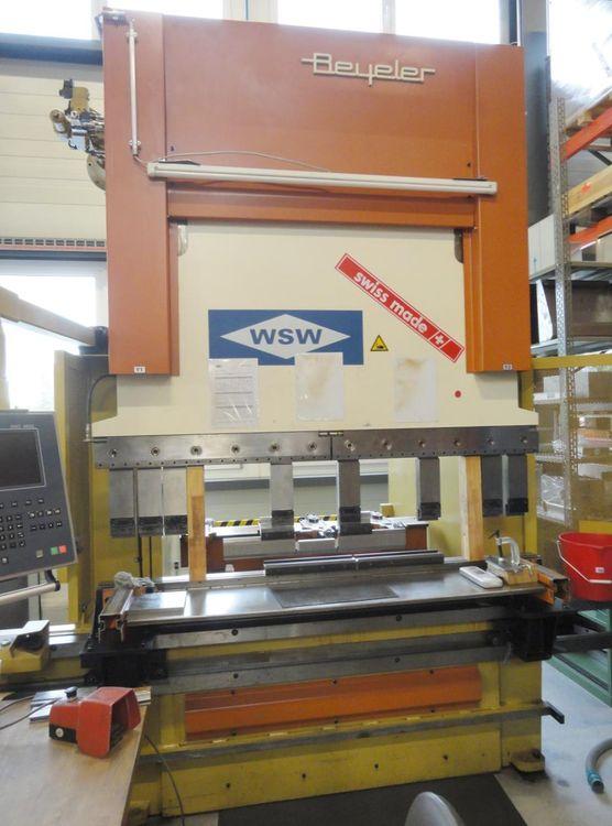 Beyeler RT80x2050-CNC 800 kN