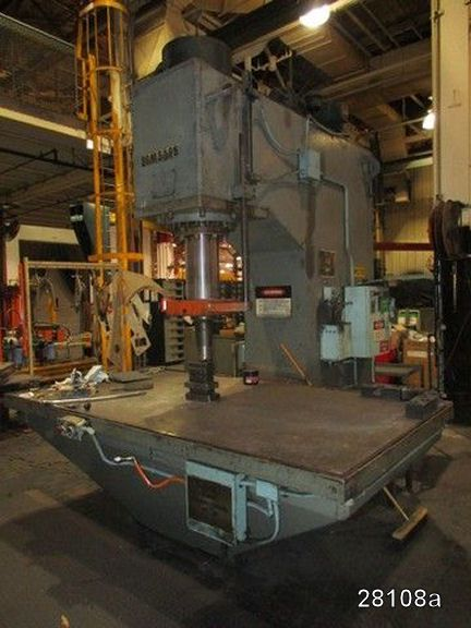 Williams & White HYDRAULIC C-FRAME PRESS 150 Ton