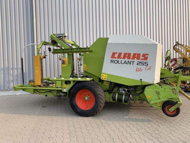 Claas Rollant 255 RC UNIWR