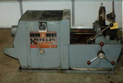 Mercury 04 Threader- Bolt / Pipe