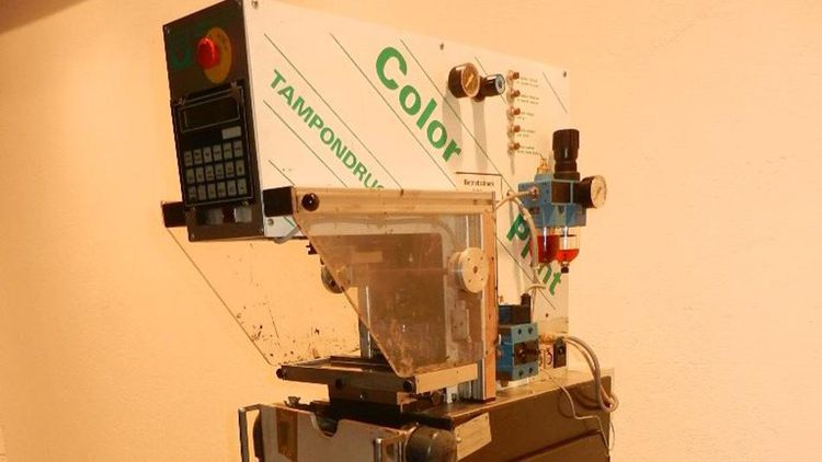 Others CP, Pad Printing machine