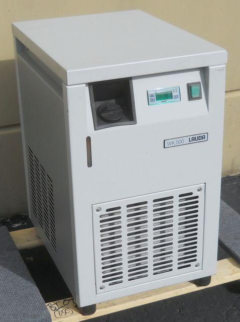 Lauda WK 500 Refrigerated Recirculating Chiller