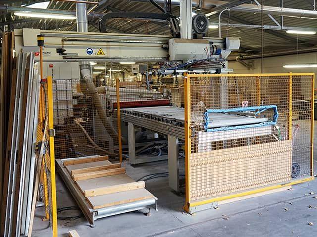 Omma, Sergiani SP 1400, OPEN 1400, LAS 230, SL 10, Pressing Line