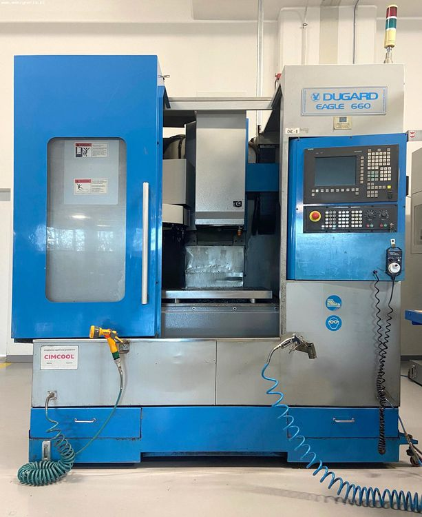 Dugard EAGLE 660 MILLING CENTER 3 Axis