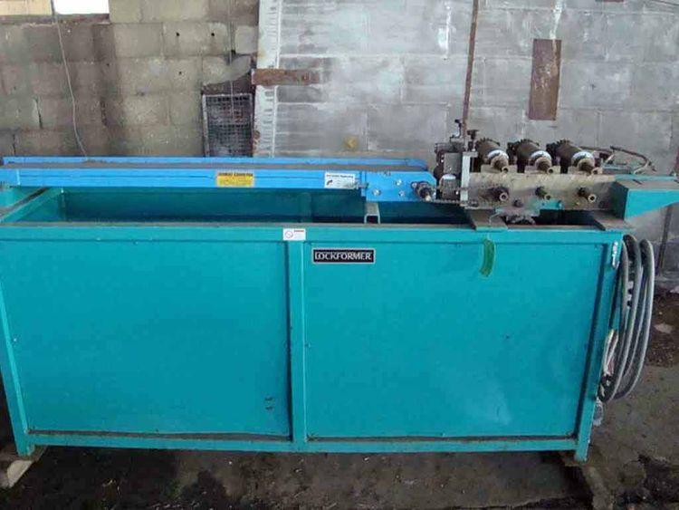 Lockformer 3 Stand Lockformer Rollformer