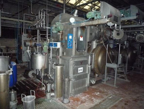 Minox 100 kg Jet Dyeing