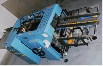 Marden Edwards length min 75mm, max 300mm •	min width 50mm, max 200mm •	height min 19mm, max 100mm Overwrapping Machine