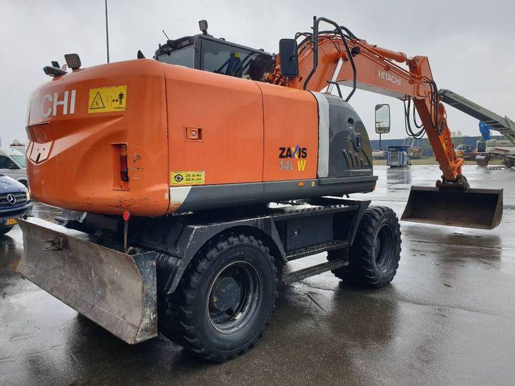 Hitachi ZX140W-3 Excavator