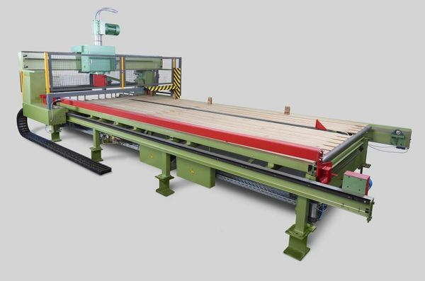 Other TM, Panel sizing saw