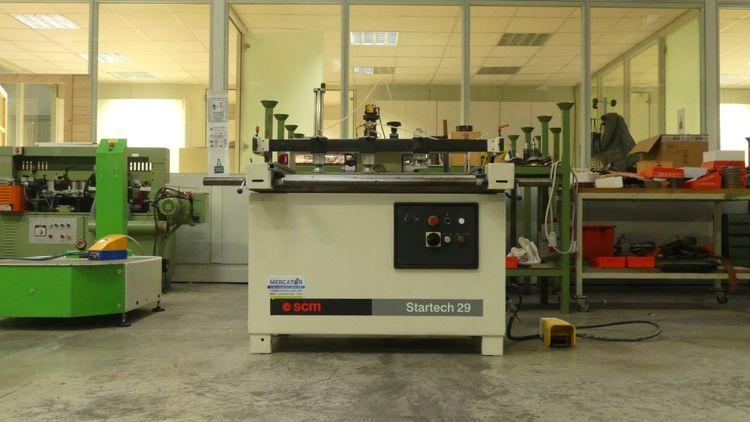 SCM Startech 29, Boring Machine