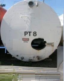 Others Horizontal Tank 3,000 Gallon