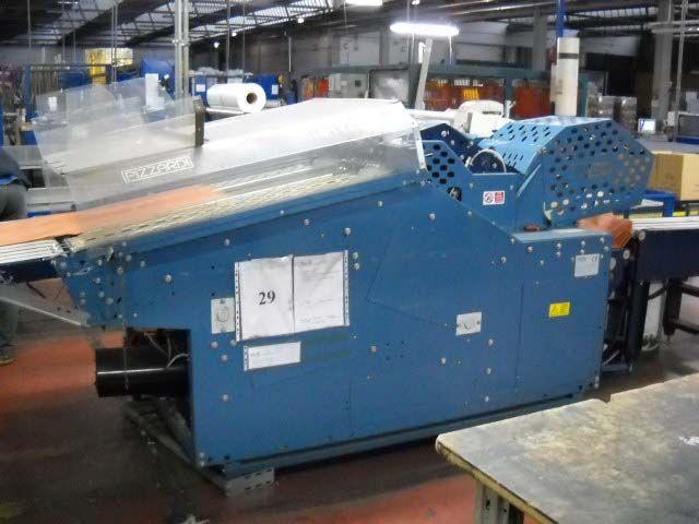 Others MAVIS S.3 Non woven Folding Machine