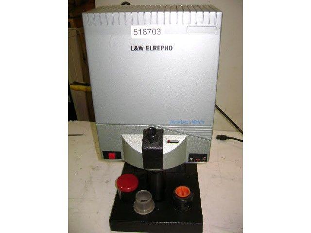 L & W 1200-0917 ELREPHO 3000 TESTER