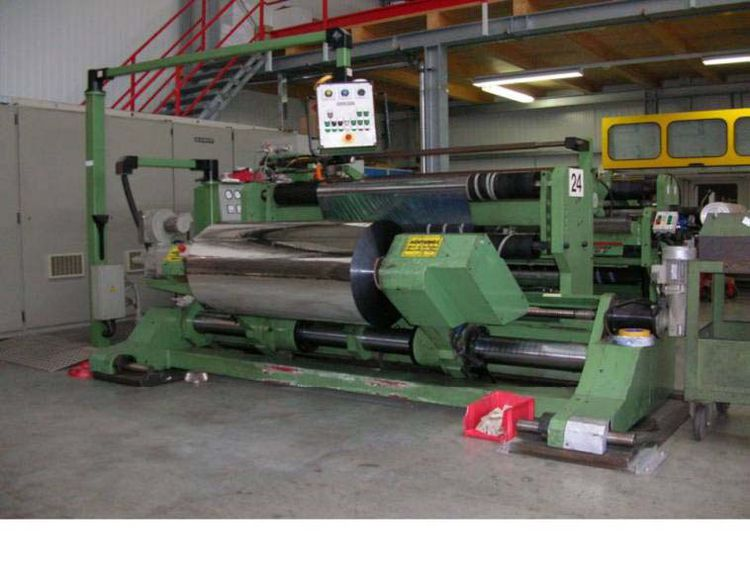 Others UNIVERSAL 5 F, Slitter Rewinders 1600 mm
