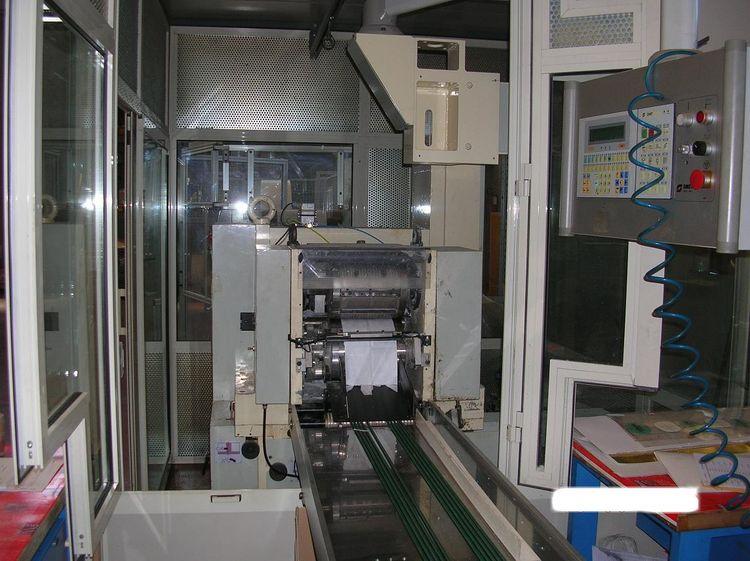 OMET 17x17 dispenser napkins unit
