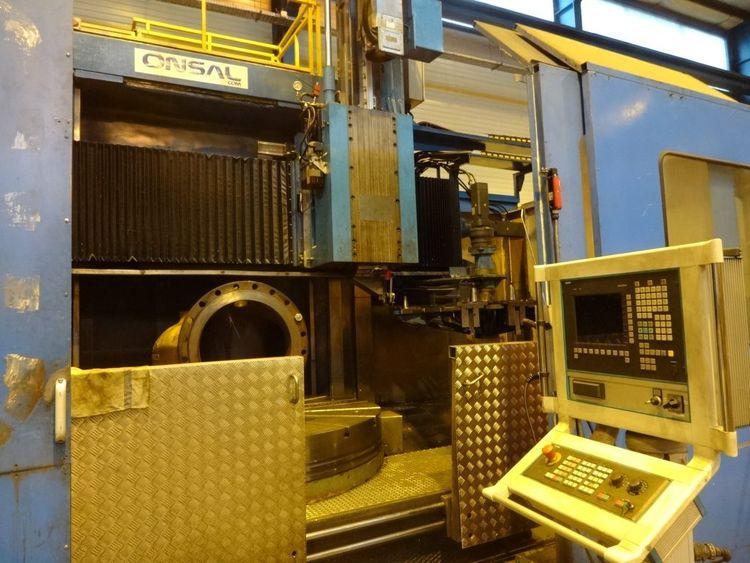 Titan ONSAL SC 22 CNC Vertical turning lathe