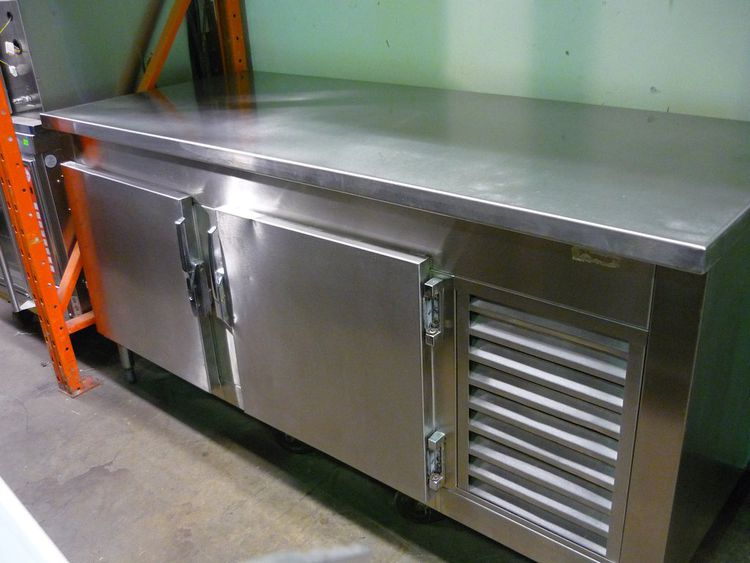 Others Refrigerated Flat Top Worktable