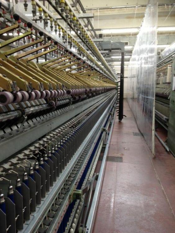 Gaudino FP99/260-LAL Ring Spinning Frames