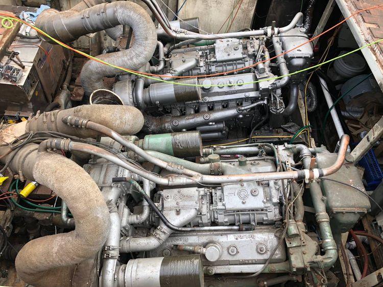 2 Detroit 1271 Pair Detroit HO 1271 TI RTO